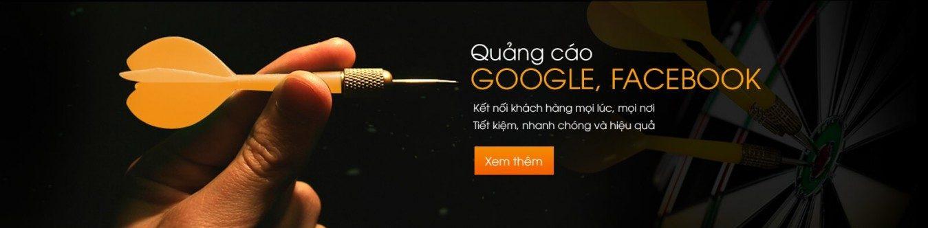 quảng cáo google web đại tín