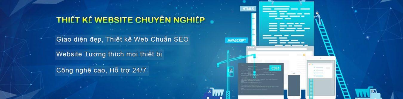 thiết kế website đại tín chuyên nghiệp