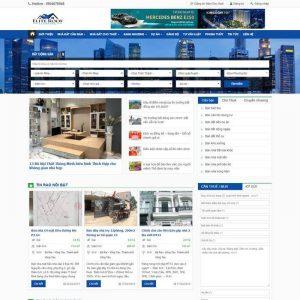 Web Rao Vặt đăng Tin Bất động Sản WDT 110