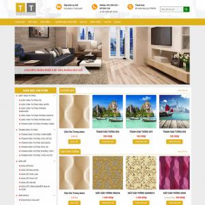 Web Bán Hàng Thủ Công Mỹ Nghệ WDT 126