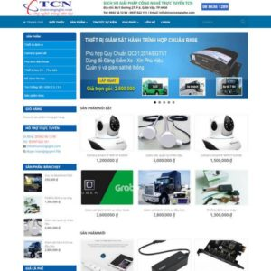 Web Bán Hàng điện Tử WDT 131