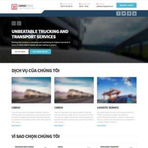 Web Dịch Vụ Giới Thiệu Sản Phẩm WDT 109